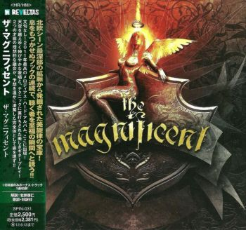 THE MAGNIFICENT - The Magnificent [Japanese Edition] front