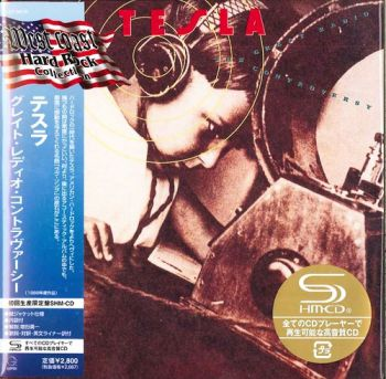 TESLA - The Great Radio Controversy [Japan SHM-CD remastered] UICY-94114