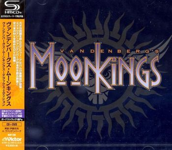 VANDENBERG'S MOONKINGS - ST [Japan Deluxe Edition SHM-CD] front