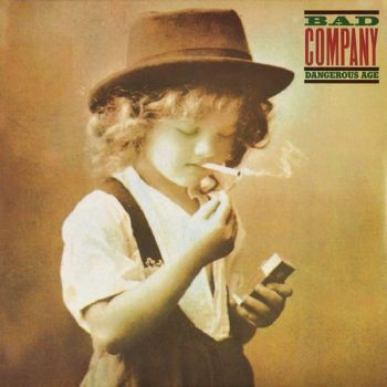 BAD COMPANY - Dangerous Age The Deluxe Edition Remastered - front