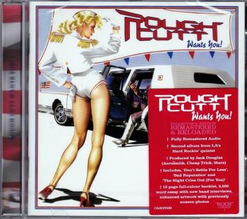 ROUGH CUTT - Wants You! [Rock Candy remastered] front