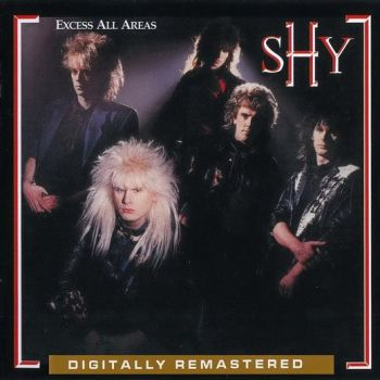 SHY - Excess All Areas [digitally remastered +3] front
