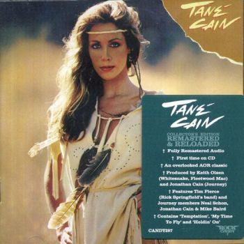 TANE CAIN - Tane Cain [Rock Candy Remastered & Reloaded] front