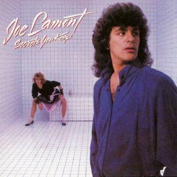 JOE LAMONT - Secrets You Keep [YesterRock remaster] front