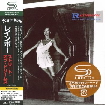 RAINBOW - Bent Out Of Shape [Japan SHM-CD remastered MiniLP] front