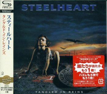 STEELHEART - Tangled In Reins [Japan SHM-CD remastered] front