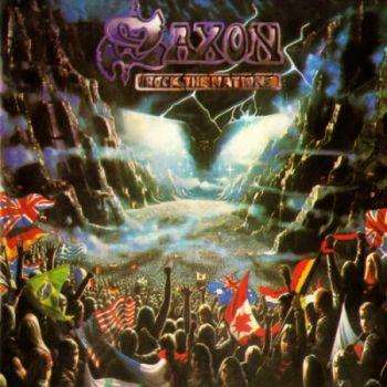 Saxon - Rock The Nations (1986)