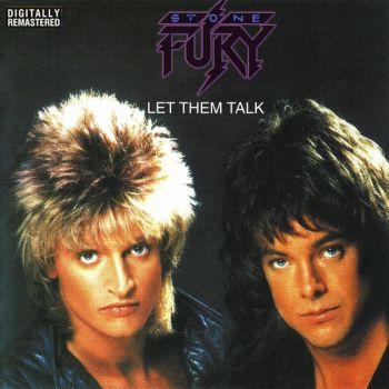 Stone Fury - Let Them Talk [digitally remastered] front