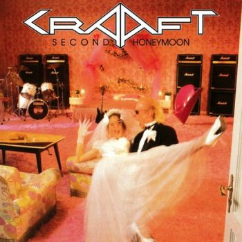 CRAAFT - Second Honeymoon [Yesterrock remastered +3] front