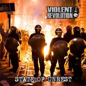 Cover Violent Revolution_State Of Unrest