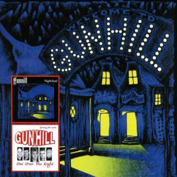GUNHILL - Nightheat + One Over The Eight [Expanded & Remastered] front