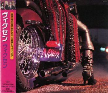 VIXEN - Vixen [Japan remastered 2006] front