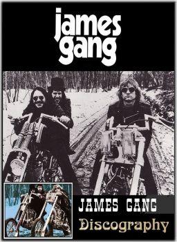 JAMES GANG – DISCOGRAPHY (LOSSLESS, 1969-1998),FLAC | Melodic Rock AOR