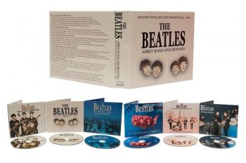 The Beatles – Abbey Road And Beyond (6 CD Box Set) – 2016, FLAC
