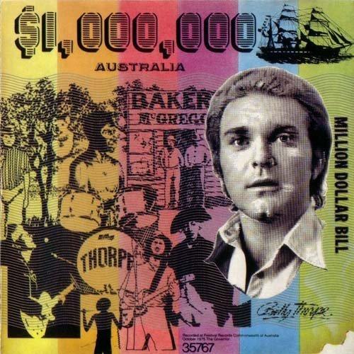 Billy Thorpe – Million Dollar Bill (1974) | Melodic Rock AOR