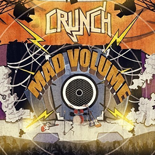 Crunch – Mad Volume (2018) | Melodic Rock AOR