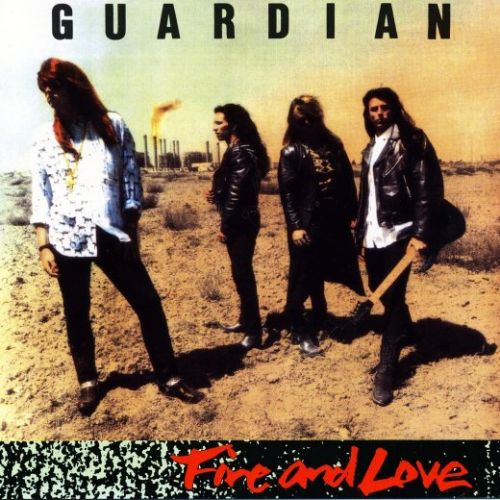 GUARDIAN – Fire And Love [RetroActive Legends Remastered +