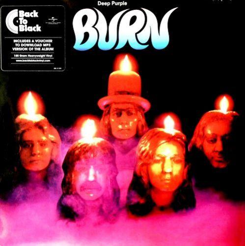 Deep Purple – Burn (1974) [Vinyl Rip 24/192, LP Remast  2015