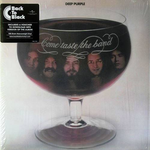 Deep Purple – Come Taste The Band (1975) [Vinyl Rip 24/192 LP Remast