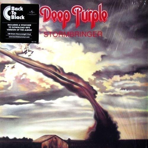 Deep Purple – Stormbringer (1974) [Vinyl Rip 24/192, LP Remast  2015