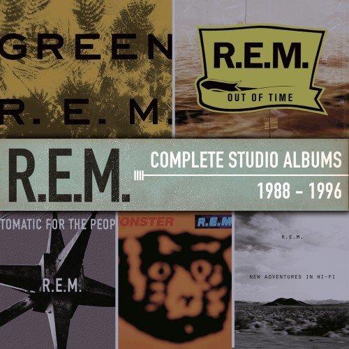 R E M  – Complete Studio Albums 1988-1996 (2016) FLAC [48kHz/24bit