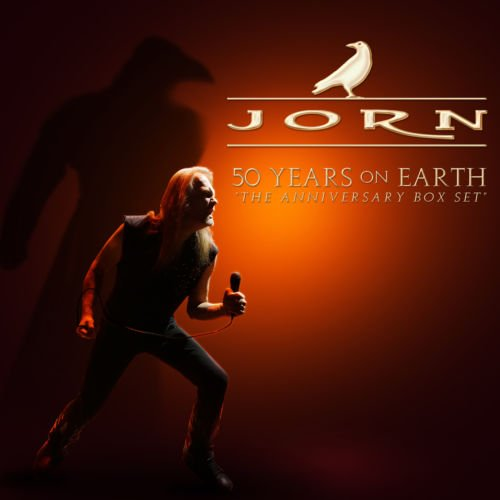 JORN – 50 Years On Earth (The Anniversary Box Set), 12CD, 2018
