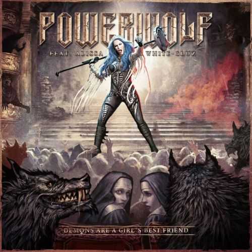 Powerwolf – Demons Are a Girl's Best Friend (feat. Alissa White-Gluz) 2021  EP