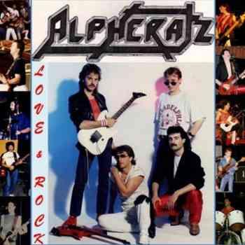 alph Alpheratz   Love & Rock (Unreleased) (1989)