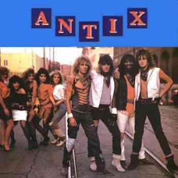 antix Antix   Get Up, Get Happy (1984)