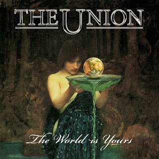 The Union - 'The World Is Yours' album sleeve artwork