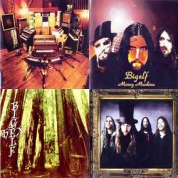 frontAll7 Bigelf   Discography 4CD (1998 2008) Lossless