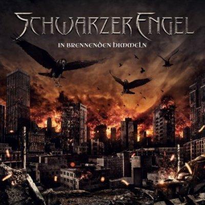 40027 Schwarzer Engel   In Brennenden Himmeln (2013)