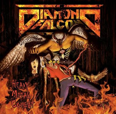 "Diamond Falcon - ""Heavy Metal Combat"