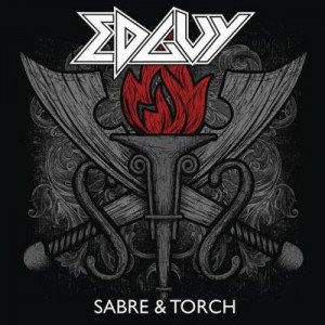 Front32 300x300 Edguy   Sabre & Torch (2014) Single