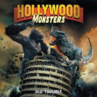 Hollywood Monsters - Big Trouble 2014