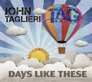 Days Like These coverart 1024x917 John Taglieri   Days Like These 2014 EP