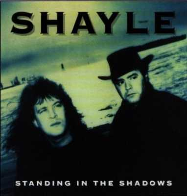 Shayle - Standing In The Shadows - Front
