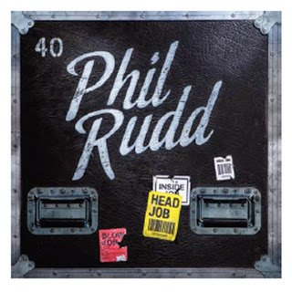 philruddheadcd PHIL RUDD   Head Job 2014