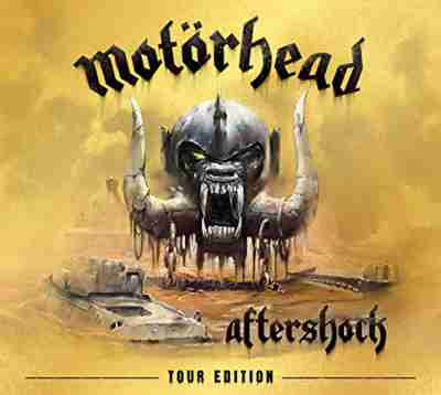 1000x1000 MOTORHEAD   Aftershock (Tour Edition) 2CD 2014