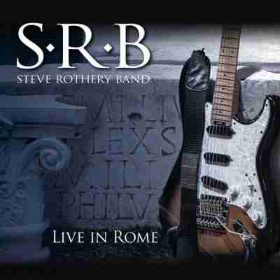 22 STEVE ROTHERY BAND   Live In Rome 2014