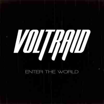 Front20 Voltraid   Enter The World (2013)