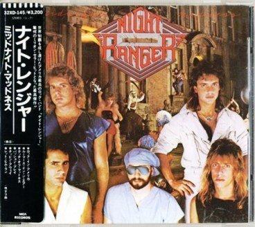 frobi Night Ranger   Midnight Madness 1983 (MCA/CBS Japan 1984) Lossless