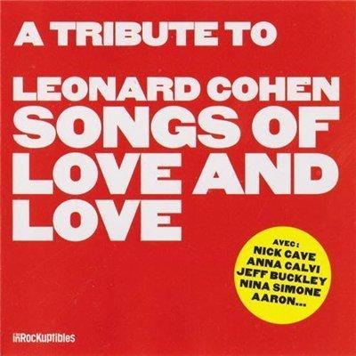 445 VA   Tribute to Leonard Cohen. Songs of Love and Love [Bonus Edition] (2014)