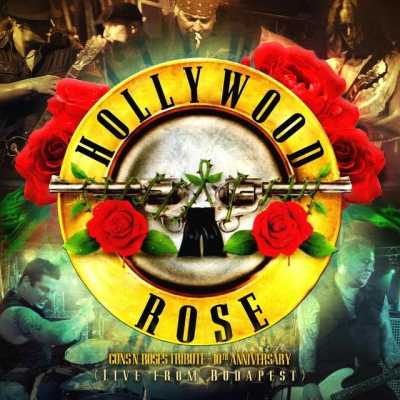751 Hollywood Rose   Live From Budapest 2014