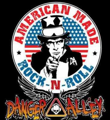 Front27 Danger Alley   American Made (2014)