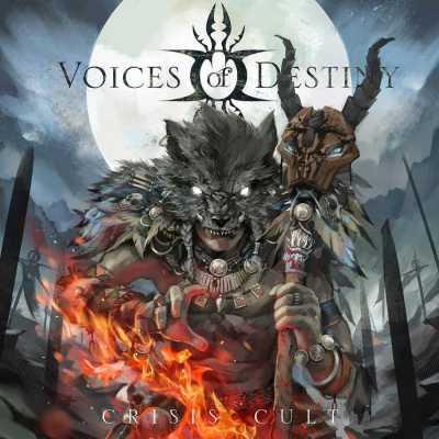 Voices Of Destiny - Crisis Cult (Front Cover)