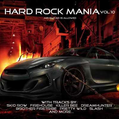 1238690  Various Artists   Hard Rock Mania Vol. 10 2014