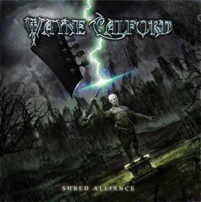 1414182148 1 Wayne Calford   Shred Alliance (2014)