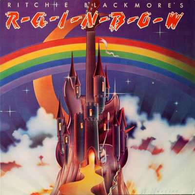 1975 ritchie blackmores rainbow Rainbow   Ritchie Blackmores Rainbow (club edition) 1990 lossless