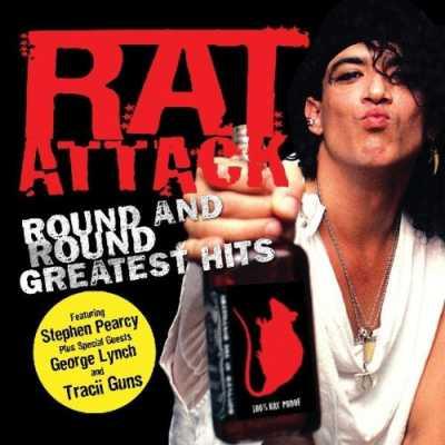 51itgp7Og5L Rat Attack   Round & Round Greatest Hits 2005